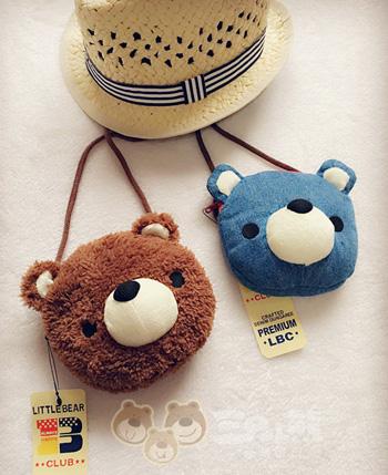 三只小熊童装产品形象