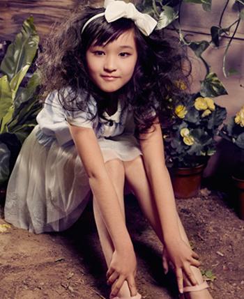 马拉丁童装产品展示