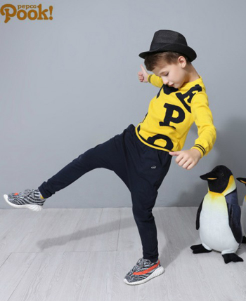 朋库一代童装产品