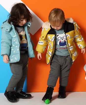 塔哒儿童装产品