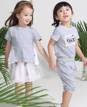 DIZAI童装2017春夏新品