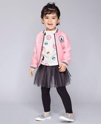 巴拉巴拉2017春童装