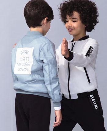 巴拉巴拉童装产品