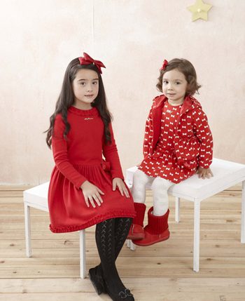 安妮公主童装产品
