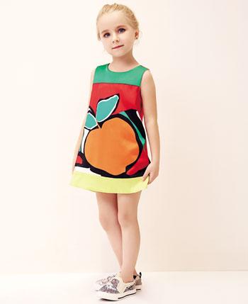 芙丽芙丽童装产品