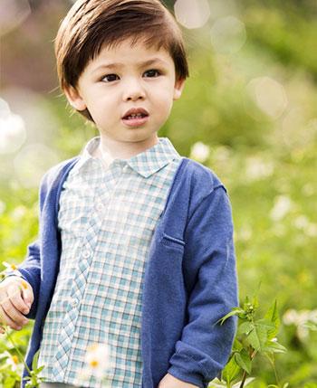 蒙蒙摩米童装产品