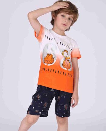加菲猫童装产品