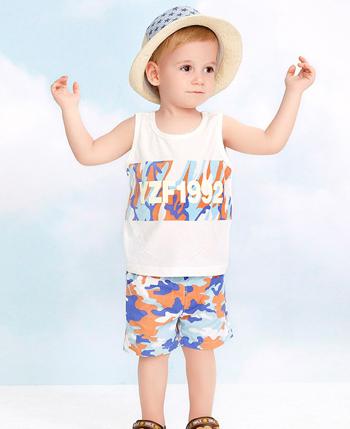 婴姿坊婴童装产品展示