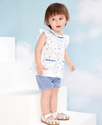 婴姿坊童装产品