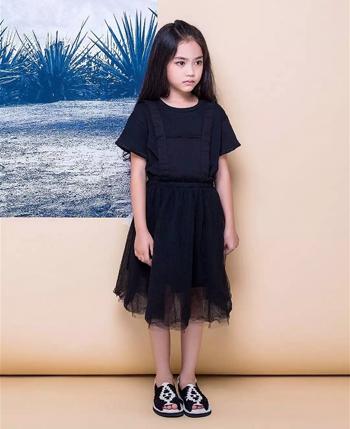 TIKKOROOM童装2017春夏新品