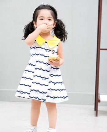 佐米熊童装2017夏新品