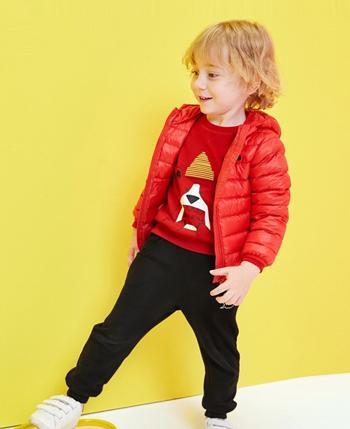酷小孩童装产品