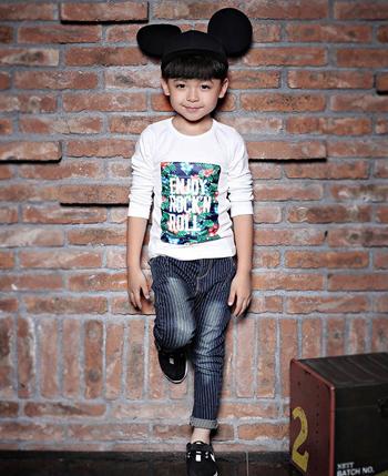拉童木童装产品