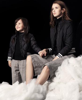 天使舞台童装产品