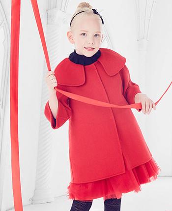 法纳贝儿童装产品