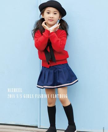 米芝儿童装产品