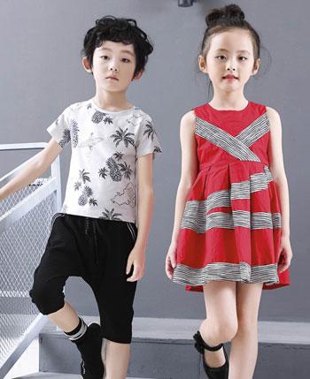 班吉鹿童装产品