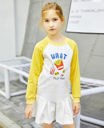 弗蘿町童裝產品