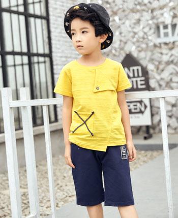 卡比优童装产品