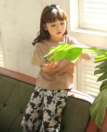 安米莉童装产品