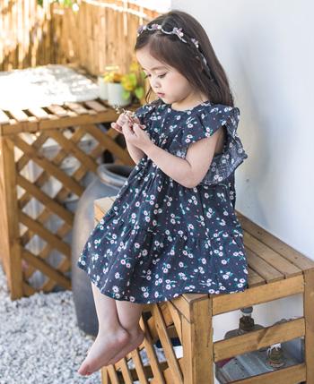 安米莉2018夏季童装
