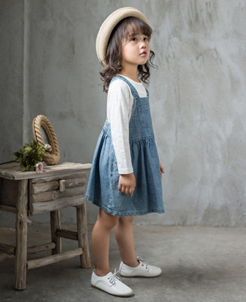 林芊美眉2017春季童装