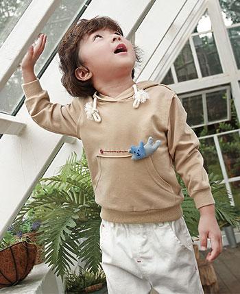 萌度童装产品