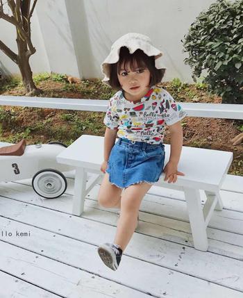 Hello Kemi童装产品