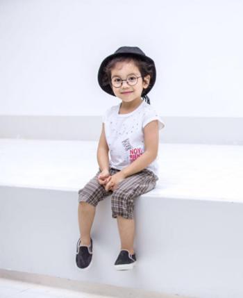 斑尚潮童童装产品