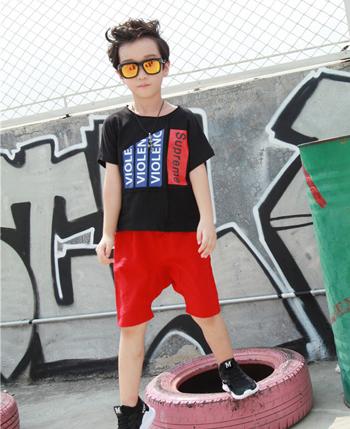 介及童装产品