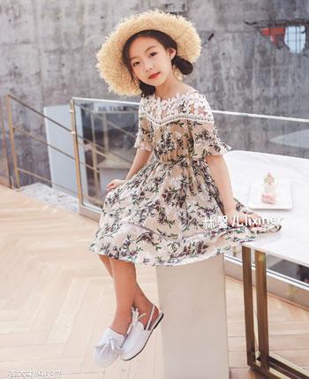 林馨儿童装产品