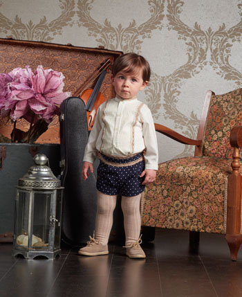 米兰达童装产品