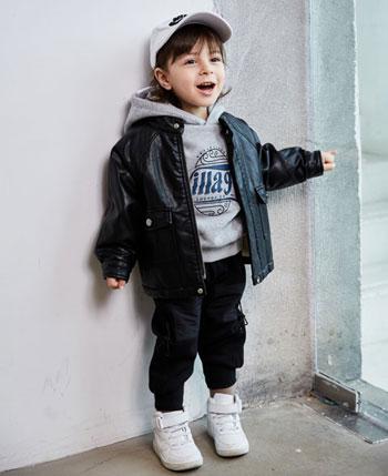 幼米童装产品
