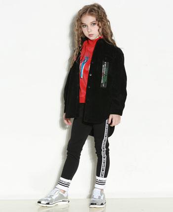 时尚小鱼2018冬季童装