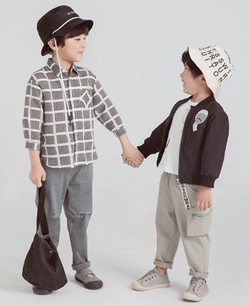 林芊童装产品