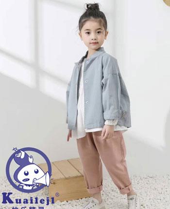 快乐精灵2019春童装