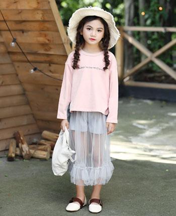 安尼贝贝童装产品