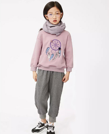 宝儿汪童装产品