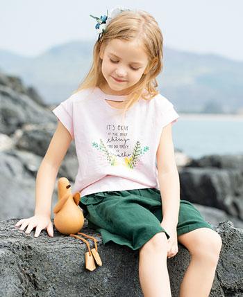 青蛙王子童装产品