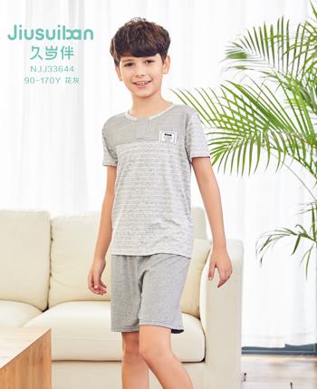久岁伴儿童内衣产品