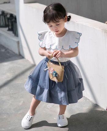 世纪童话童装产品