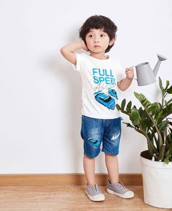 卡貝魚童裝產品