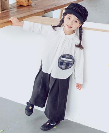 安米莉2019秋冬童装
