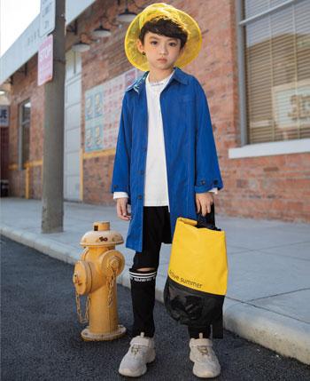班米熊童装产品