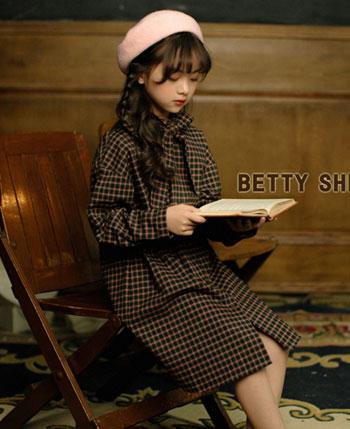 贝蒂小羊童装苹果彩票优选平台