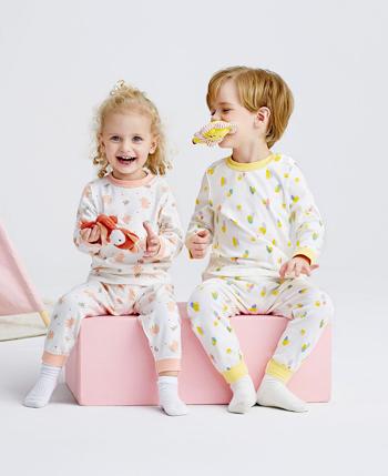 米樂魚童裝產品
