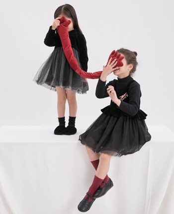 安米莉童裝產品
