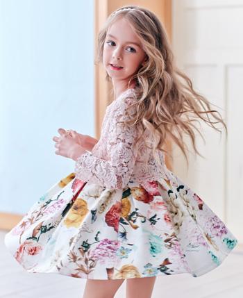 安娜与艾伦童装产品