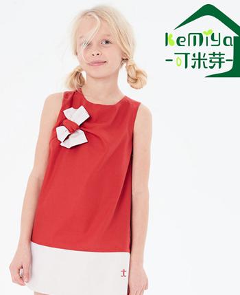 可米芽童装产品