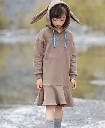 优仔优妹童装产品
